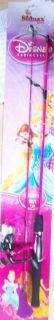 Kit Pesca Infantil Molinete E Vara Thunder Kids Cores Sumax Pink Vara 1,5m