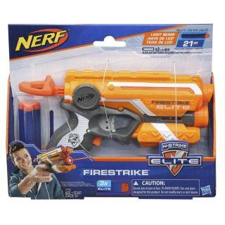 Lançador De Dardos Nerf Firestrike Hasbro