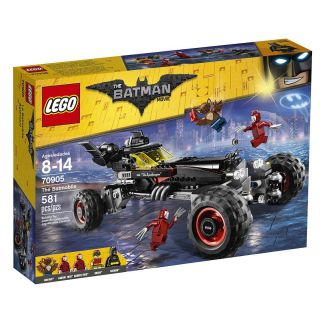 Lego O Batmovel Batman Filme 581 Peças