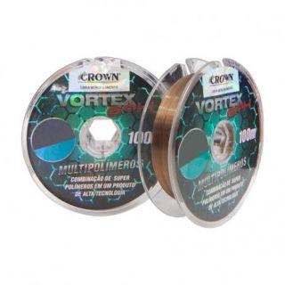 Linha Monofilamento Vortex Gtx 100m 70mm Crown
