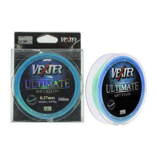 Linha Soft Vexter Ultimate 300 Metros 0.37mm Azul Marine Sports