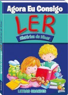 Livro Agora Eu Consigo Ler Historias De Ninar Todo Livro
