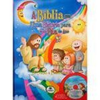 Livro Biblia Em Uma Historia Para Cada Dia Do Ano Todolivro