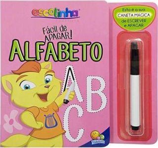 Livro Escolinha Todolivro - Alfabeto Todolivro