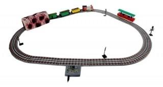 Locomotiva Expresso Com Tunel Braskit