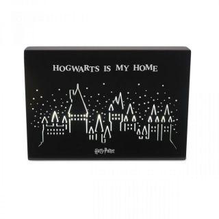 Luminaria Quadro Harry Potter Hogwarts Ludi