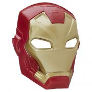 Máscara Homem De Ferro Iron Man Guerra Civil Hasbro