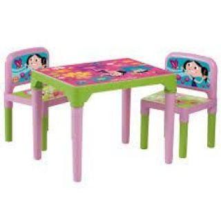 Mesa Com Cadeira Luna Multibrink