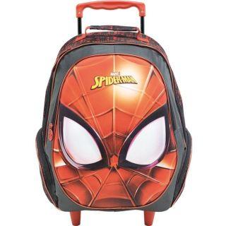 Mochila Carrinho 16 Spider Man Masked Xeryus