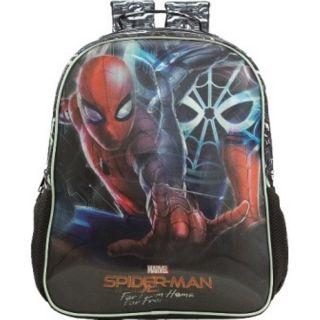 Mochila Costa 16 Spider Man Homem Aranha Filme Stealth Xeryus