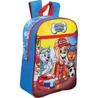 Mochila Costa Infantil Little Dogs M Kit