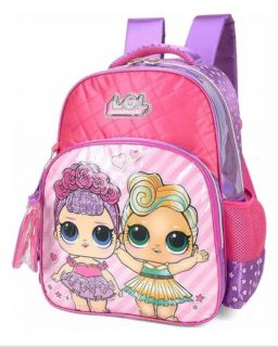 Mochila Costa Lol 34613 Pink Luxcel