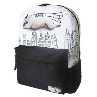 Mochila De Costas Pack Me Jimmy The Bull Pacific