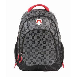 Mochila Mario Generation Black 49077 Dermiwil