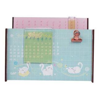 Organizador Calendario Gatidao Uatt