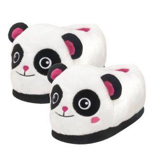 Pantufa 3d Panda Ricsen 34 - 36