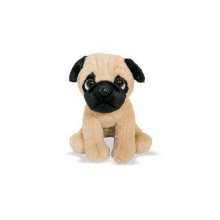 Pelucia Cachorro Mini Pug Buba