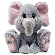Pelucia Elefantinho Pegada Buba