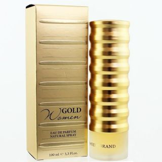 Perfume Gold Women Spray 100ml New Brand