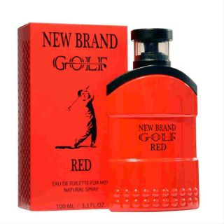 Perfume Masculino 100ml Golf Red New Brand
