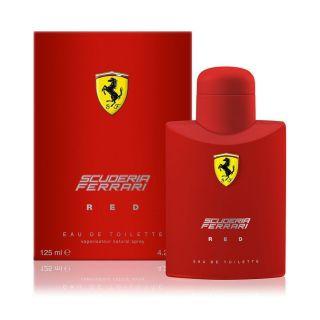 Perfume Scuderia Ferrari Red Masculino 125ml Ferrari