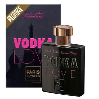 Perfume Vodka Love 100ml Feminino Paris Elysses