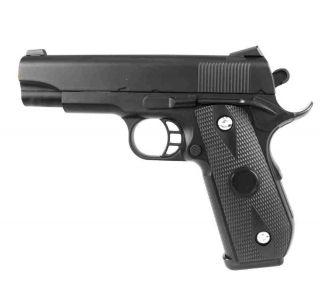 Pistola Airsoft Mola Vg 1911-V9 Metal 6mm Rossi