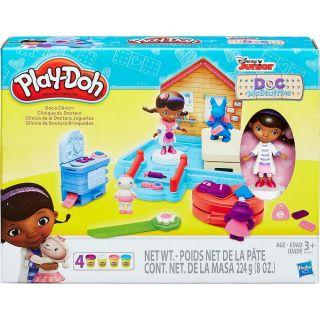 Play Doh Clinica Dr Brinquedos Hasbro