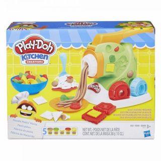 Play Doh Fabrica De Macarrao Hasbro