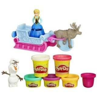 Play Doh Frozen Treino Hasbro