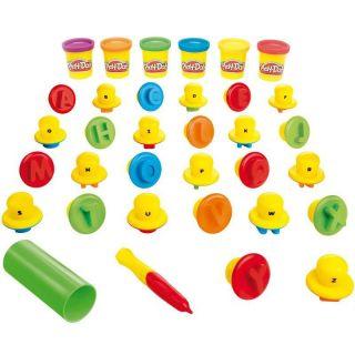 Play Doh Massa De Modelar Aprendendo As Letras Hasbro