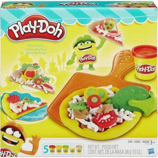 Play Doh Massa De Modelar Festa Da Pizza Hasbro
