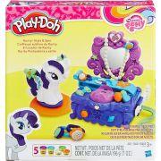 Play Doh Massa De Modelar Penteadeira Rarity Hasbro