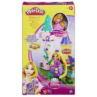 Play Doh Massa De Modelar Torre Rapunzel Hasbro