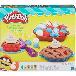 Play Doh Massa De Modelar Tortas Divertidas Hasbro