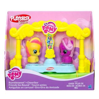 Playset Hasbro My Little Pony Gira-Gira Playskool Hasbro