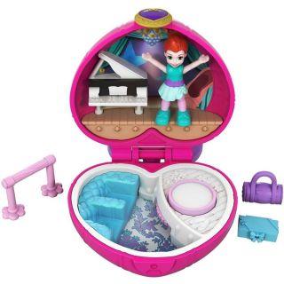 Polly Pocket Mini Estojo Micro Mattel