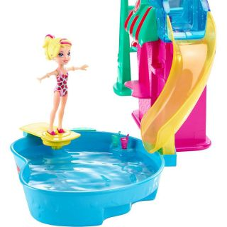 Polly Pocket Parque Aquatico De Frutas Mattel