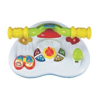 Pura Diversao Volante Jet Baby Yes Toys