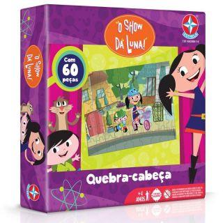 Quebra Cabeca Show Da Luna Estrela