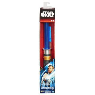 Sabre De Luz Eletrônico Jedi Star Wars Obi-Wan Kenobi Disney Hasbro