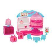 Shopkins Cafe Rainha Cupcake Dtc