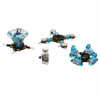 Spinjitzu Zane 109 Peças Lego