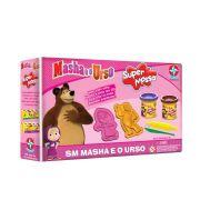 Super Massa Masha E O Urso Estrela