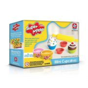 Super Massa Mini Cupcakes Estrela