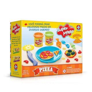 Super Massa Pizza Estrela
