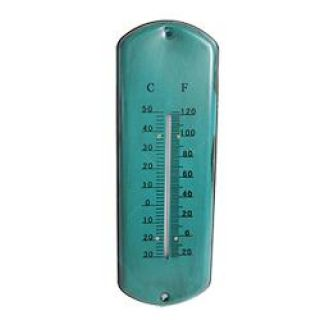Termometro Ferro Long Board Style Azul Urban