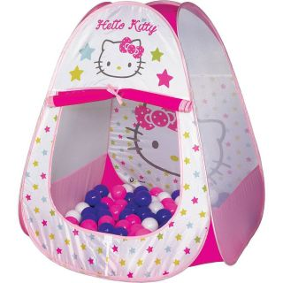 Toca Braskit Hello Kitty Bolinhas