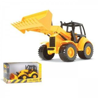 Trator De Brinquedo Construction Hl 600 Silmar