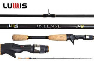 Vara De Pesca Carretilha Intense Cast 1,68m 6-17lb Action ML Lumis